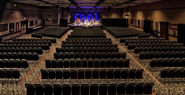 Penticton Trade and Convention Centre - Theatre Style Special Event