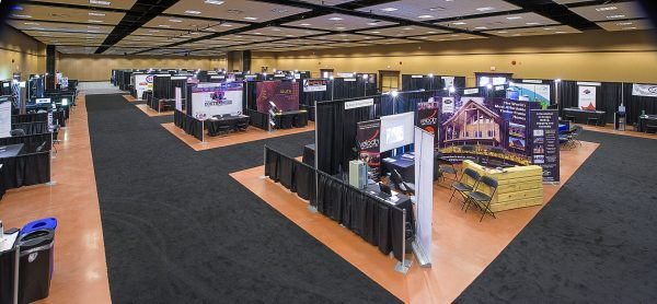 Penticton Trade and Convention Centre - trade show
