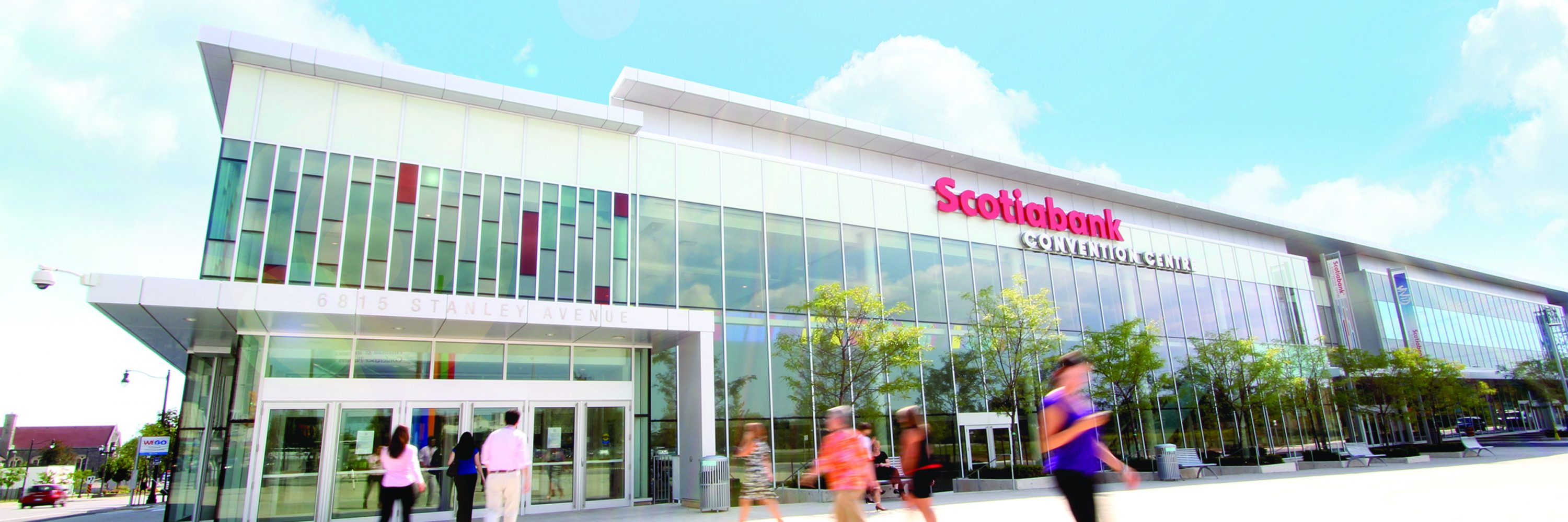 Scotiabank Convention Centre (SCCN) in Niagara Falls