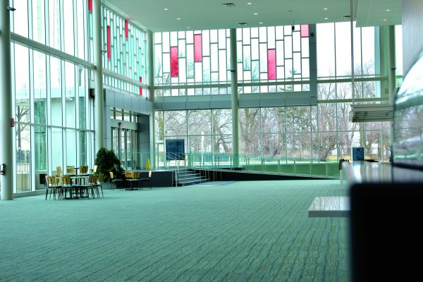 Scotiabank Convention Centre (SCCN) Interior